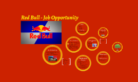 Red Bull - Job Opportunity