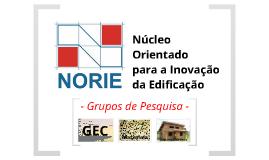 NORIE - grupos de pesquisa