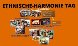 Ethnisiche-Harmonie Tag