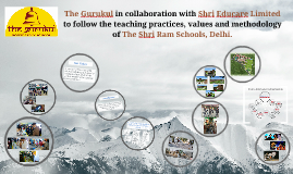 The Gurukul in collaboration with Shri Educare Limited to fo