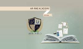 AR-RAE ACADEMY