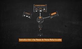 Copy of Introducción a las Bases de Datos Relacionales