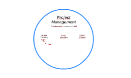 Project Management 101 - Project Planning