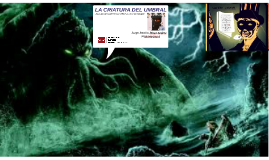No reciten versos a la criatura del umbral