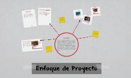 Enfoque de Proyecto