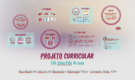 Projeto curricular