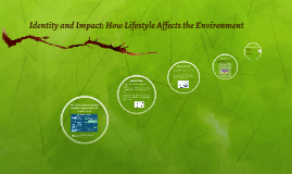 Identity and Impact: How Lifestyle Affects the Environment