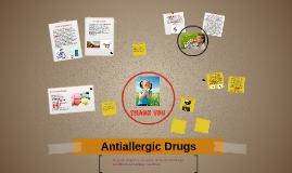 Copy of Antiallergic Drugs