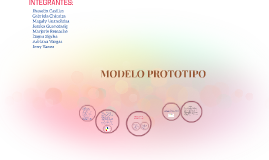MODELO PROTOTIPO