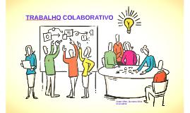 TRABALHO COLABORATIVO