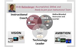 Andy Rothenberger - Professional Educator & Instructional Leader