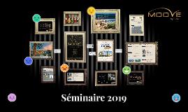 Séminaire 2019