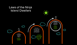 Laws For The Ninja Island Dwellers