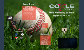 Field Marketing Summit