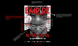Analysis of Film Magazine Cover