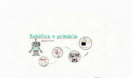 Robòtica a primària