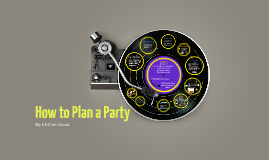 How to Plan a Party