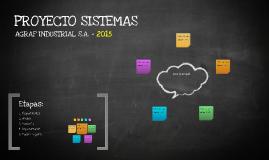 Proyecto Sistemas AGRAF 2015