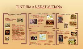 Copy of PINTURA A L'EDAT MITJANA
