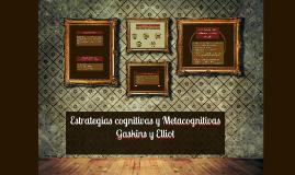 Copy of Estrategias cognitivas y Metacognitivas