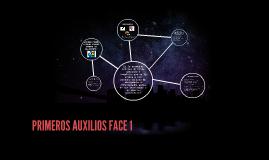 PRIMEROS AUXILIOS FACE 1