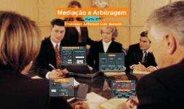 Mediação e Arbitragem - 3ª VA