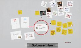 Software Libre. Primera Unidad