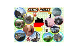 Meine Reise in Deutschland