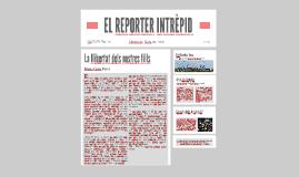EL REPORTER INTRÈPID