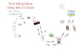 Tech Integration Using Web 2.0 Tools