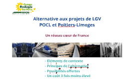 Copy of Alternative aux LGV POCL et Poitiers-Limoges