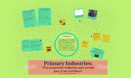 Primary Industries