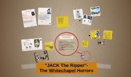''JACK The Ripper''