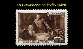 04 La Comunicación Radiofónica