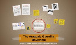 The Araguaia Guerrilla Movement