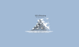 UCA Printing: Our Journey to the Top