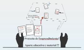 Proyecto de Emprendimiento!