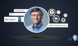 Copy of Success Story Of Bill Gates