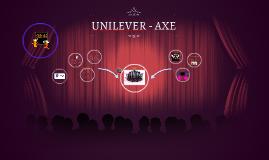 UNILEVER - AXE