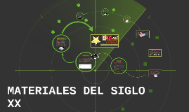 Copy of MATERIALES DEL SIGLO XX