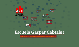 Escuela Gaspar Cabrales