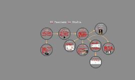 Il fascismo in Italia