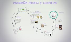 Copy of CAMPAÑA ORDEN Y LIMPIEZA