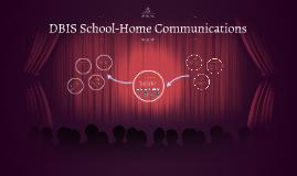 DBIS School-Home Communications