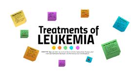 Treatments of