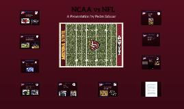 NCAA > NFL
