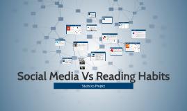 Social Media Vs Reading Habits