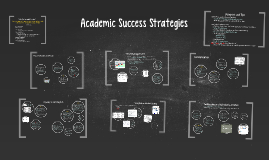 Academic Success Strategies