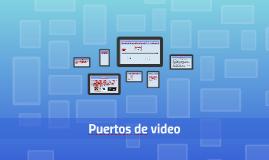 Puertos de video
