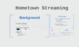 Hometown Streaming